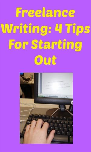 Academic freelance writing how to starting