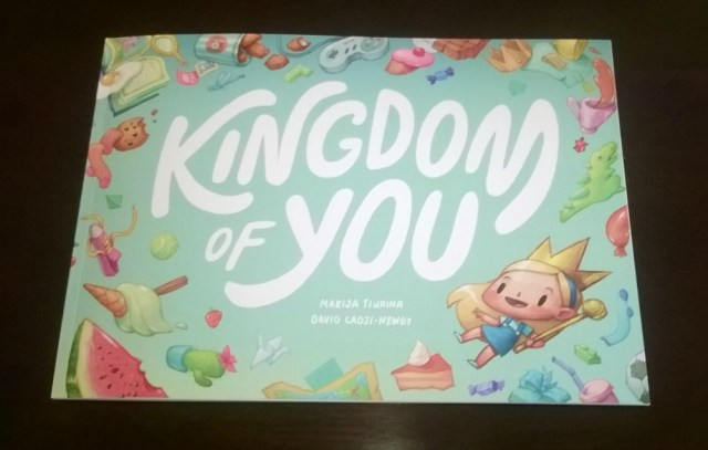 Kingdom of You: Review and #Giveaway