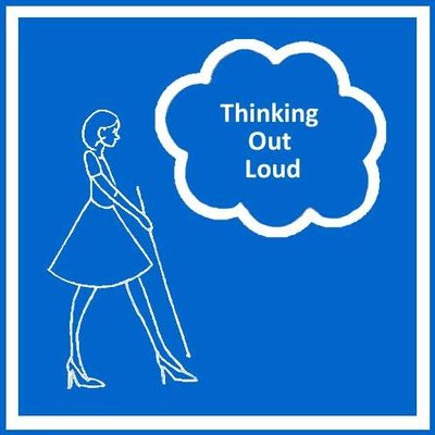 Thinking Out Loud blog logo