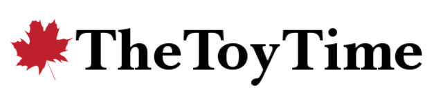 The Toy Time blog logo