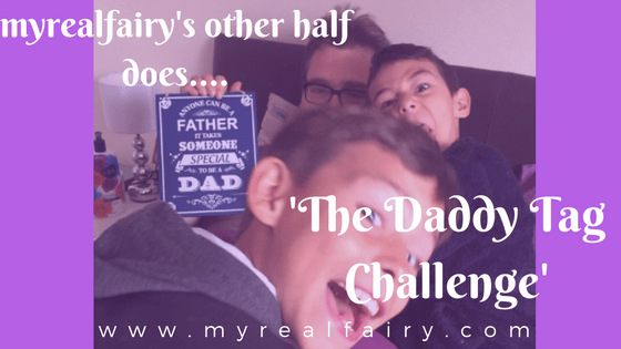 The Daddy Tag Challenge #TheDaddyTag