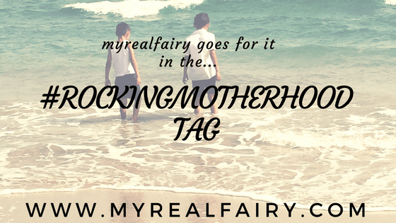 The #RockingMotherhood Tag