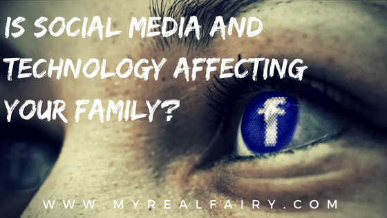 Is social media and technology affecting your family?