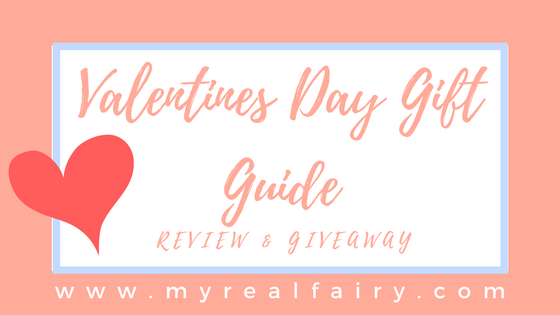 Valentines Gift Guide - Review and Giveaway