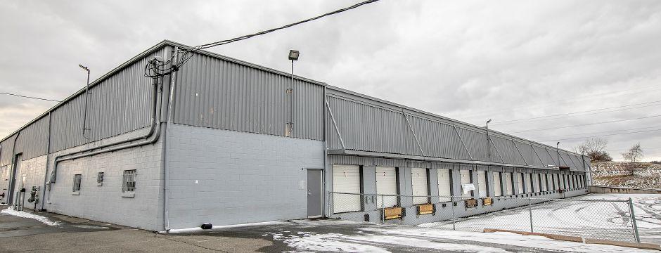 warehouse renovation plan in