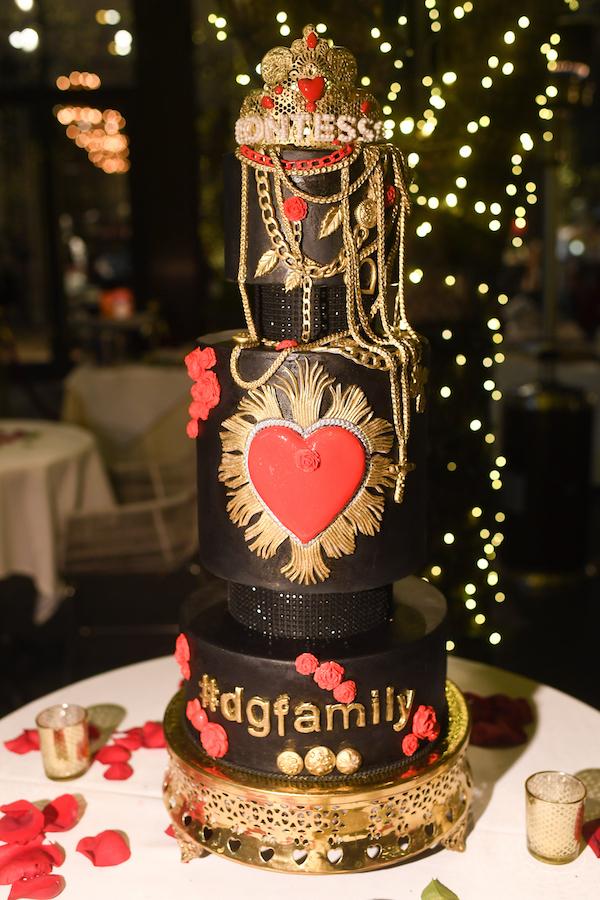 *20_The Vintage Contessa's 50th Birthday Cake