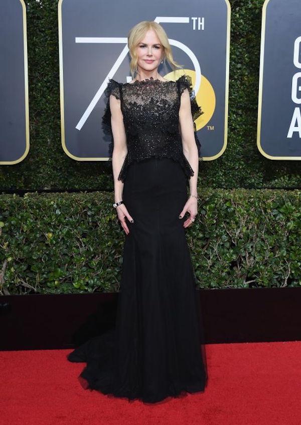 *GG2018-Nicole Kidman in Givench