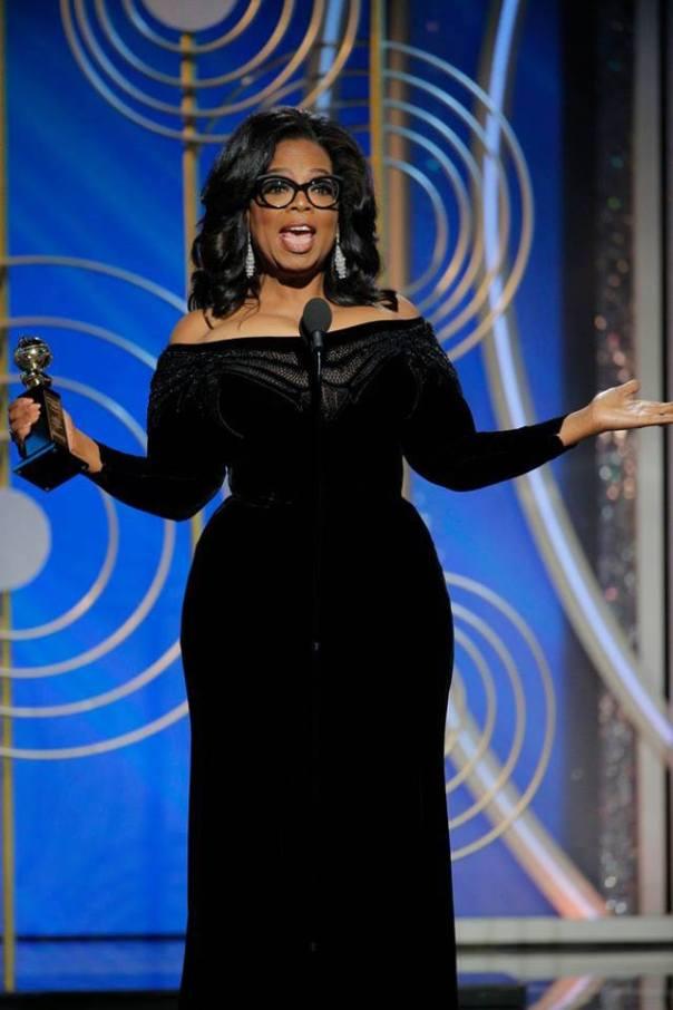 * feature...GG2018-Oprah