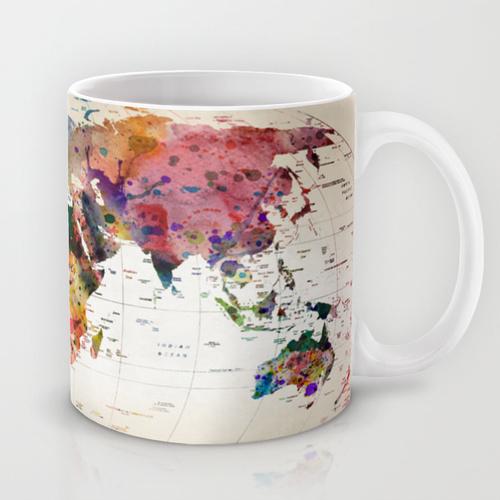 artistic mug