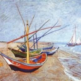 Van Gogh. Artist