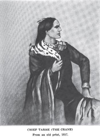 Tarhe, The Crane, Wendat Chief