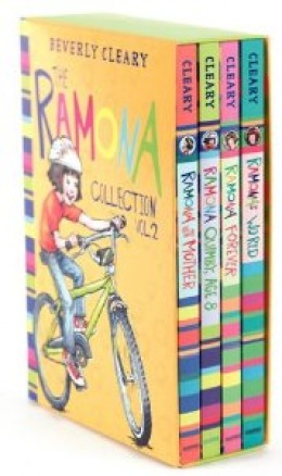 Beloved Ramona books are proven to delight children for more than one generation.