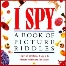 I Spy picture book