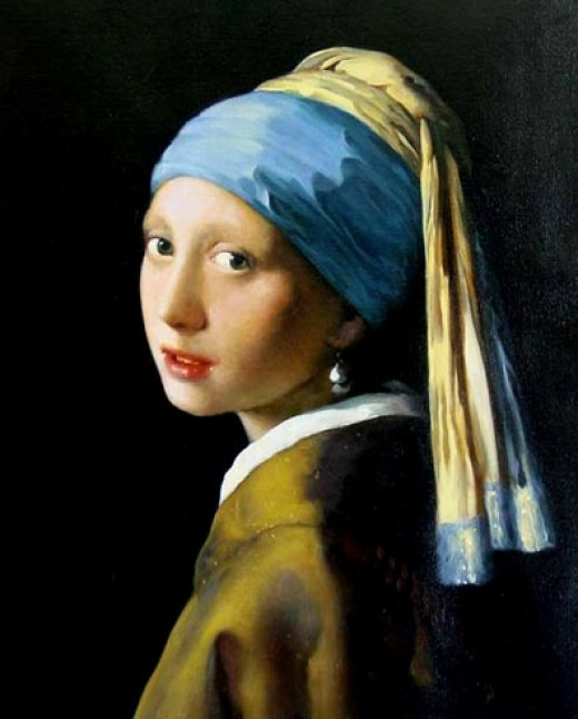 """""""Girl with a Pearl Earring"""