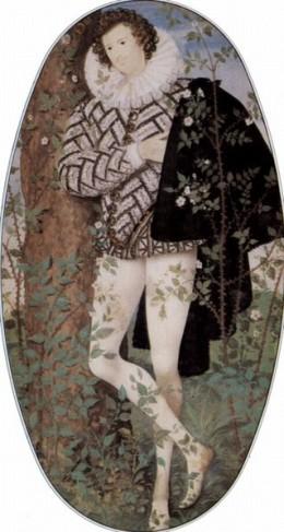 an example of an English Renaissance Noble