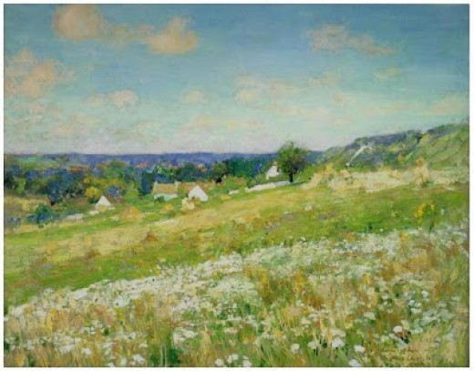 Summer, Giverny