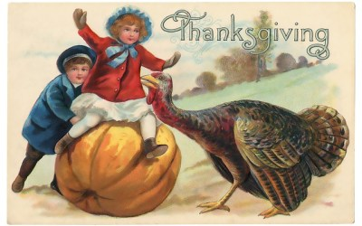Holidays: Thanksgiving Coloring Pages