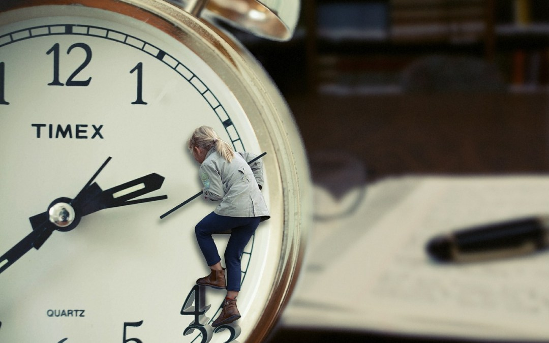 Making The Time For Exercise