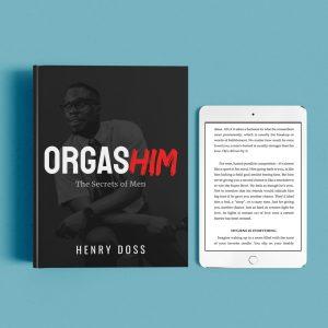 OrgasHIM paperback and ebook