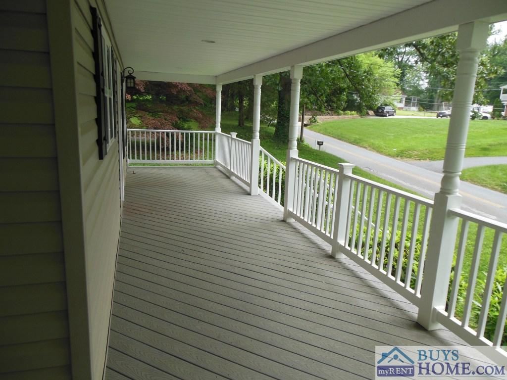 Wrap Porch
