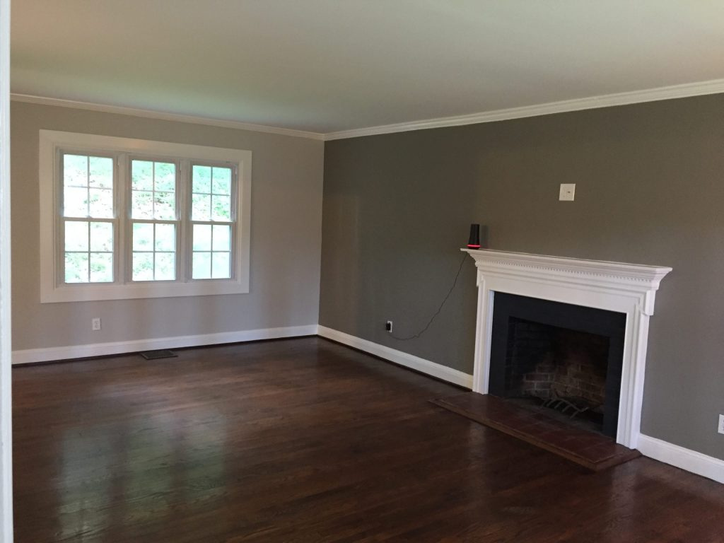 Living Room in Rent-to-Own Home at 11101 Glen Arm Road, Glen Arm, MD 21057