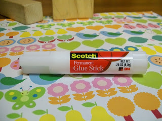 permanent glue sticks