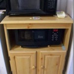 Microwave cart re-do