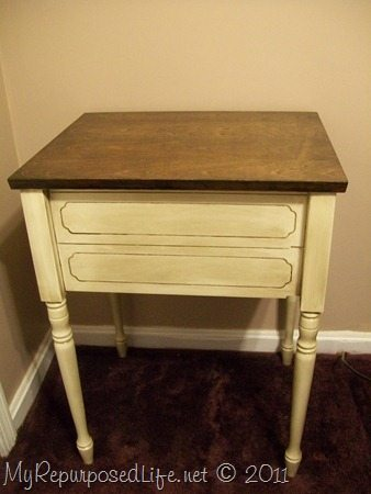 How To Update Old Sewing Cabinets My Repurposed Life