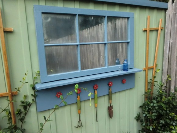 Backyard Shed Makeover My Repurposed Life 174 Rescue Re