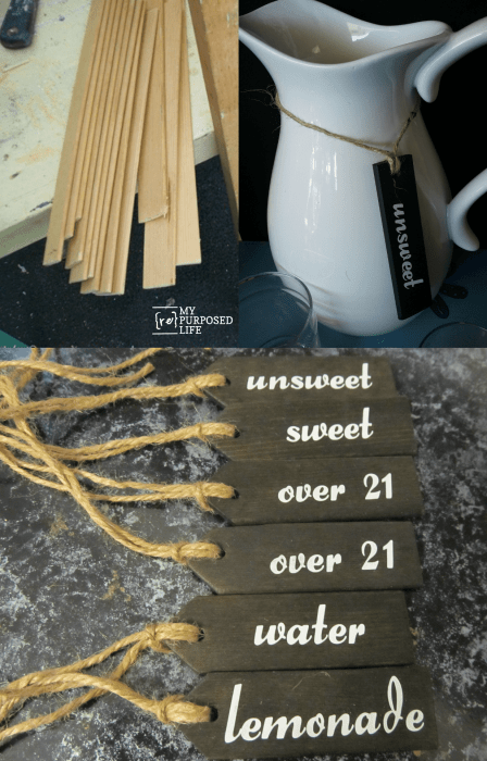 MyRepurposedLife-beverage-tags-repurposed-shutter-slats