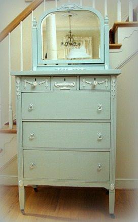 Blue Jasper Dresser
