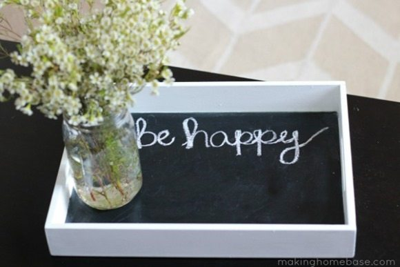 Chalkboard-Painted-Tray