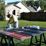 Guest Post-Spray Painting Shutters