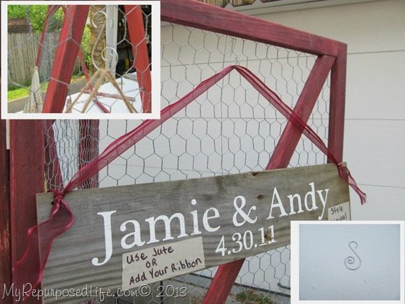 ornament hooks for hanging signs