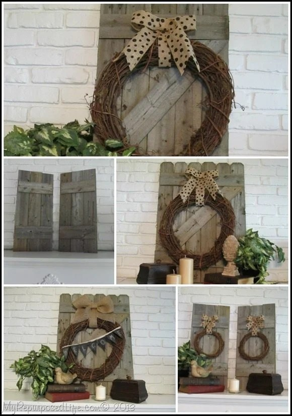 rustic-fence-mantel-decor-ideas