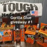 Giveaway-Gorilla Glue #1