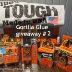 Giveaway-Gorilla Glue #2