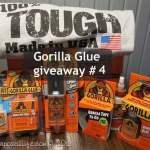 Giveaway-Gorilla Glue #4