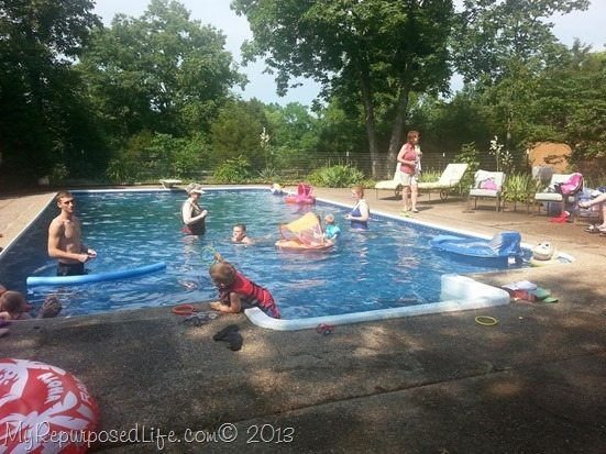 scooter's pool