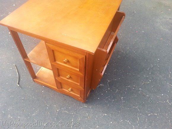 cheap little table