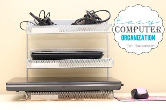easy computer storage