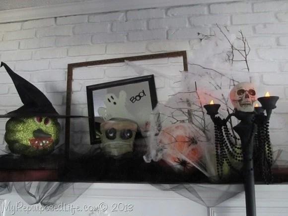 halloween-mantel-Krylon