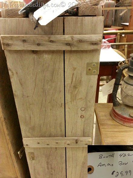 thrift store ammo box