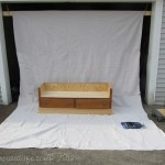 Easy Back Drop for DIY projects