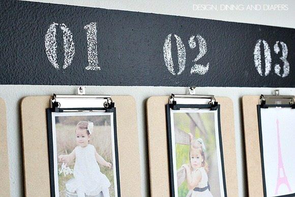Clipboard-Photo-Display-chalkboard