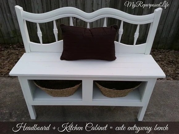 DIY-entryway-bench-kitchen-cabinet-headboard