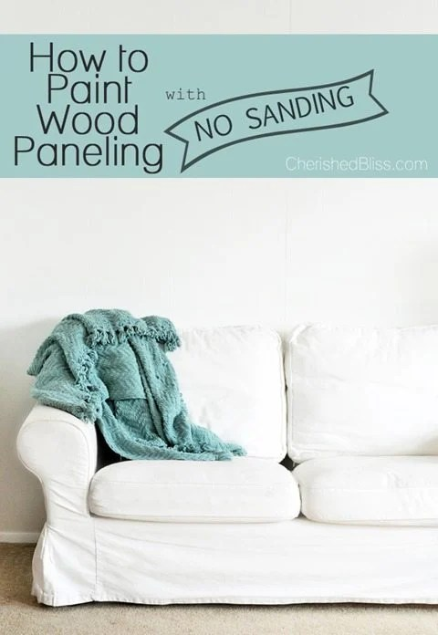 How-to-Paint-Wood-Paneling