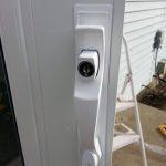 How to replace a storm door