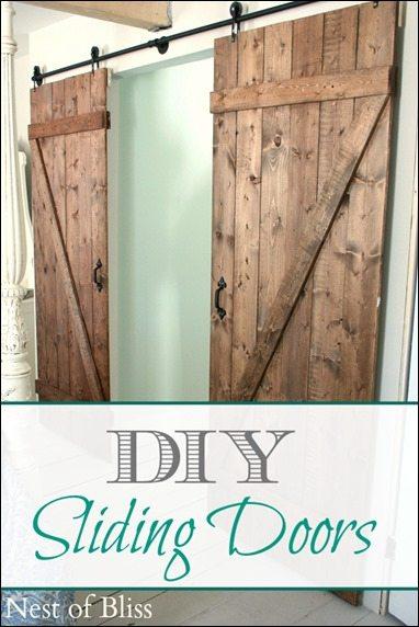 DIY-Sliding-Doors