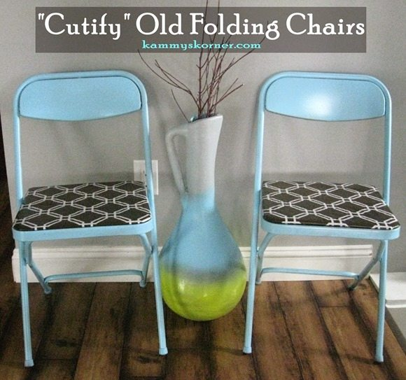 folding-chairs-makeover